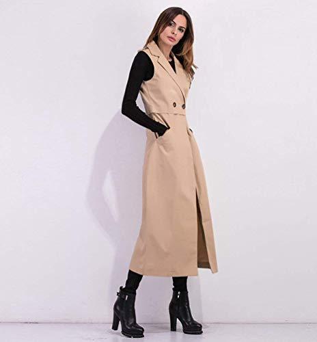 Gilet El Jacken Printemps Femme Longue Automne rSaXaIqH