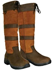 Dublin Womens River Tall Equestrian Boot - 2162-Rivertall