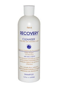 - Recovery Cleanser Shampoo Nairobi 16 oz Shampoo for Unisex