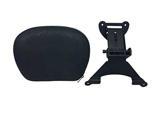 Contoured - Fully Adjustable Driver's Backrest for 06+ Suzuki Boulevard M109R - 6 Backrest