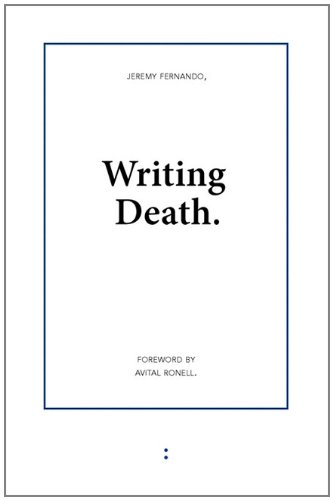 Download Writing Death pdf