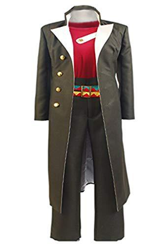 UU-Style JoJo's Bizarre Adventure Uniform Jotaro Kujo Cosplay Costume Halloween Outfit Suit