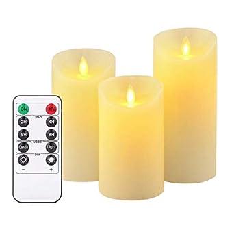 Luz de vela LED 1 Unid/Led Velas Electrónicas Sin Llama ...
