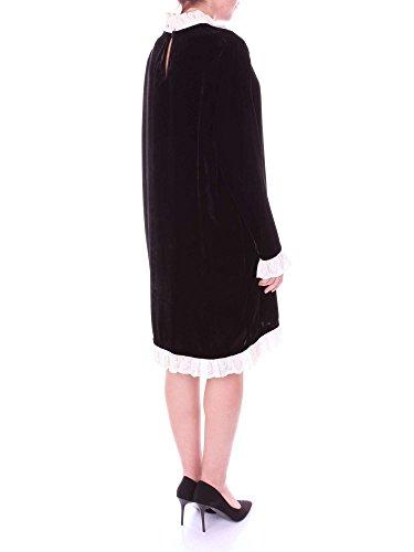 Kleid Schwarz Kurzes 22366 Damen blugirl E7n1UWqWH