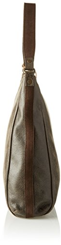 Timberland Tb0m5502, Borsa a Spalla Donna, 11x37x34 cm (W x H x L) Marrone (Chocolate Brown)