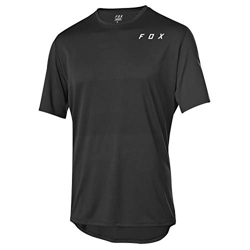 Fox Racing Ranger Short Sleeve Jersey Black XL - Fox Racing Sleeveless Jersey