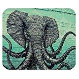 elephant-octopus-customized-rectangle-office-mousepad
