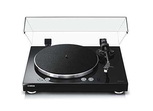 Yamaha MusicCast Vinyl 500 MusicCast Turntable - Black (Renewed)