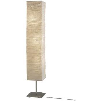 Ikea orgel vreten floor lamp natural steel paper lantern lamps - Paper floor lamp ikea ...
