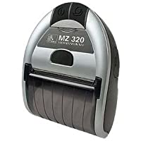 Zebra MZ 320 3 4mb Direct Mobile Thermal Receipt Printer with Bluetooth