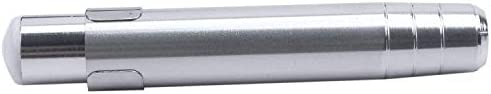 Kreidehalter für Kreidestifte, Metall, silberfarben, 1 Stück