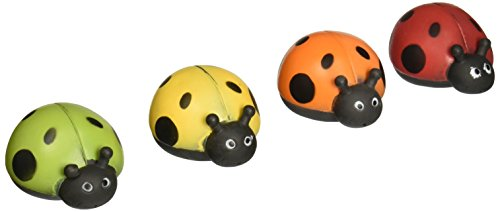 Ladybug Squirts (12 Count)/Party Favors/Birthdays/Scout/Prizes/Pool Toy/Summer Game/Goody Bag/Grab