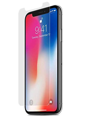 PureGear HD Clear Tempered Glass Screen Protector for iPhone Xs MAX 6.5 with Self Alignment Installation Tray, Touch Sensitive, Case Friendly, Lifetime Replacement Warranty