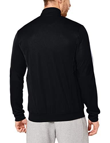adidas Herren TIRO19 TR JKT Sport Jacket, Black/Black/White, M 2