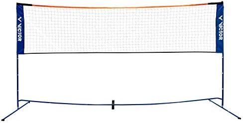 Vicfun Mini Badminton Net Blue Amazon Co Uk Sports Outdoors