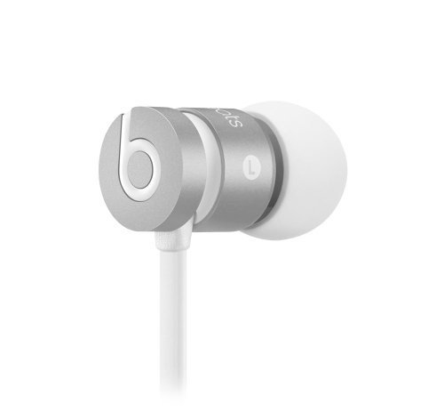 Silver Headphones Headphones (UrBeats Wired In-Ear Headphone - Silver - Dr. Dre Beats)