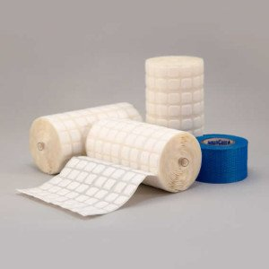 AquaCast® Liner - 3 Roll Pack of 4 inch AquaCast cast Liner and Saw Stop