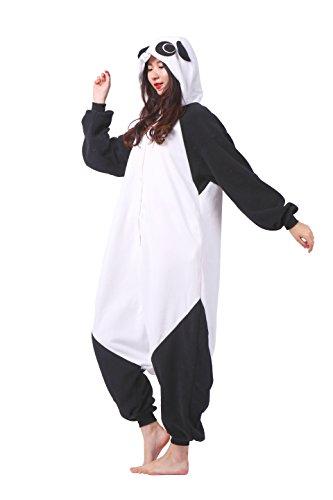 Onesie Costumi Kigurumi Cosplay Magicmode Felpa Panda Pigiameria Adulti Pigiami Unisex Cartoon Animali Insetti 1wSfq