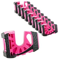 10-Pack Wedge-It Ultimate Door Stop - Pink