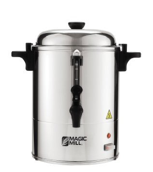 Magic Mill MUR25 Double Insulated Urn 25 (50 Cup Stainless Urn)
