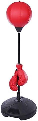 ボクシングのスピードボールリアクションボールターゲットホーム三田トレーニング機器ドジャースタンブラースピードボールファイティング