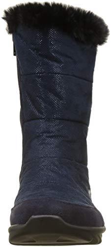 Bleu et Ocean Souples Femme Bottes Vegas 16 Bottines ROMIKA 530 FqaxUw6vP