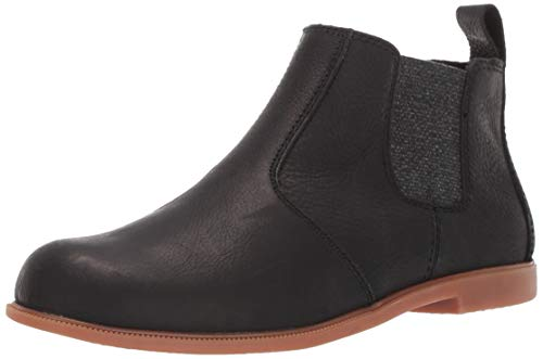 Kodiak Women's Low-Rider Chelsea Fashion Boot, Black Traction, 8.5 M US