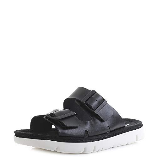 Camper Women's Oruga Sandal - K200633 Black 42 B EU