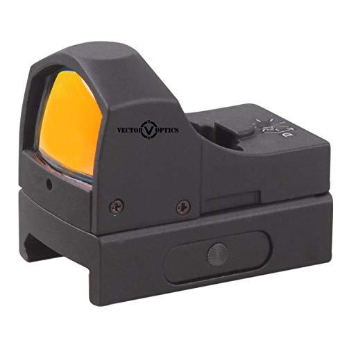 TAC Vector Optics Sphinx Auto Brightness Sense Mini Red Dot Sight Scope