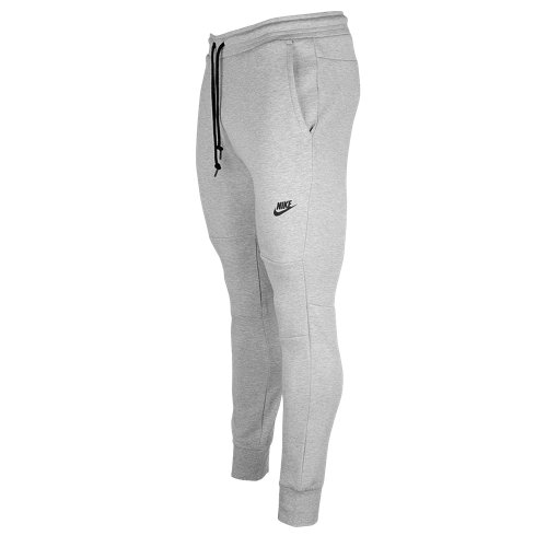 Nike Mens Tech Fleece Sport Casual Pants-Gray-2XL