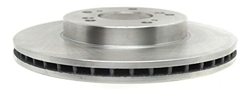 ACDelco 18A441A Advantage Non-Coated Front Disc Brake Rotor ()