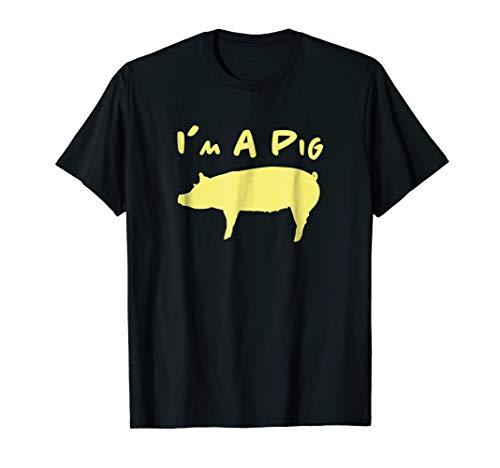 Fat Porky Pig - Funny T Shirt