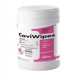 "Caviwipes1 (6"" X 6.75""), 160 Count (Case Of 12 Canisters) - 13-5100"