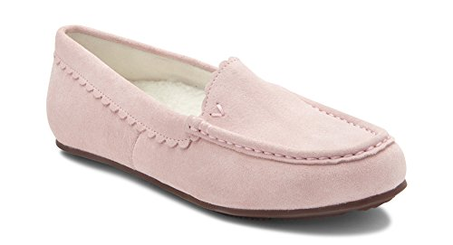 (Vionic Women's Haven McKenzie Slipper Light Pink 7.5 M US)