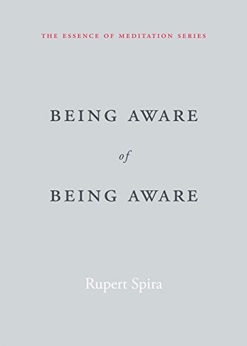 Essence Series - Being Aware of Being Aware (The Essence of Meditation Series)