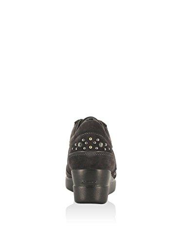 Femme Geox Stardust pour Gris Baskets qtB7xtf8