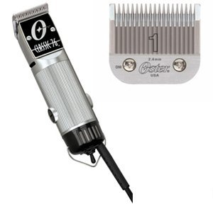 oster 76 clippers silver - 5