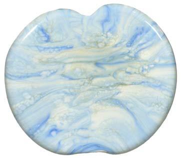 1/4lb Effetre Moretti Pastel Glass Rods - Light Avorio Lapis - 5-6mm (1556291.25)