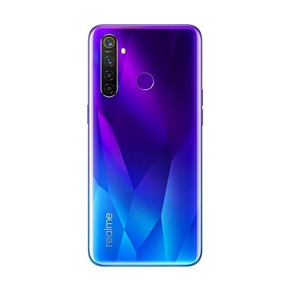realme 5 Pro (Sparkling Blue, 4GB RAM, 64GB Storage)