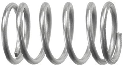 Stainless Steel,PK10 C03600380750S Compression Spring