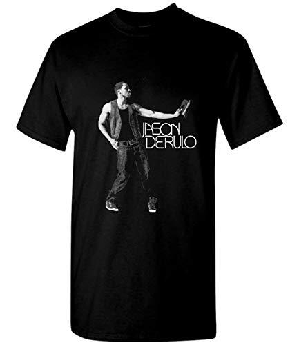 TOMATO TEE Jason Derulo Tour 2018 Unisex T-Shirt Sweatshirt Black (Jason Derulo Sweatshirt)