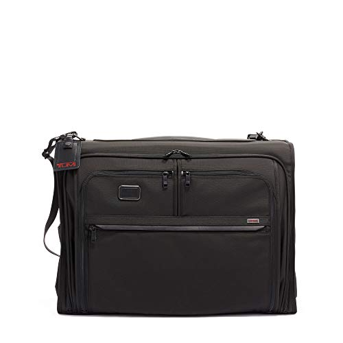 (TUMI - Alpha 3 Classic Garment Bag - Dress or Suit Bag for Men and Women - Black)