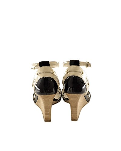 Tod's - Sandalias de vestir de Piel para mujer negro negro