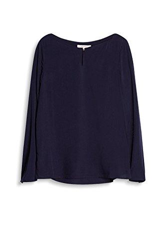 ESPRIT, Blusa para Mujer Azul (Navy)