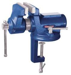 Westward 10d699 Bench Vise Portable Clamp Base 2 1 2 In Amazon Co