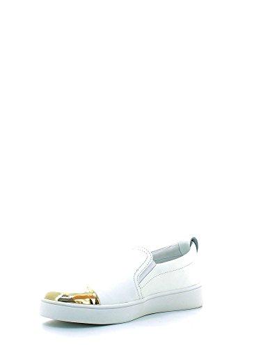 Guess D. Glorienne Laminated Lea FLGNN1LEM12WHITE White