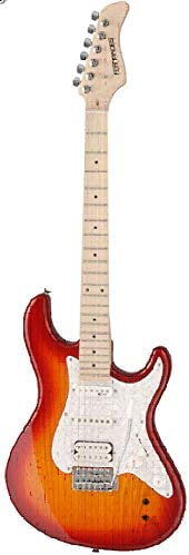 GUITARRA FERNANDES RETROROCKET PRO CHERRY SUNBURST