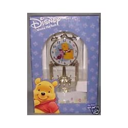 Disney Winnie the Pooh Anniversary Clock