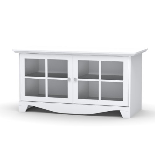 Pinnacle 49'' TV Stand 100403 from Nexera - White