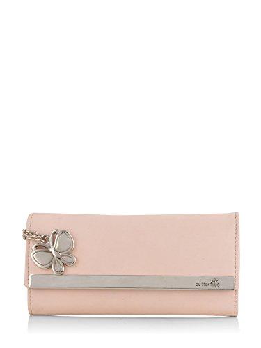 Butterflies Women's Wallet (Peach) (BNS 2376PCH)